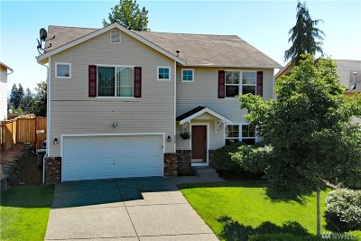 Bonney Lake Single Family Home For Sale: 9920 198th Av Ct E