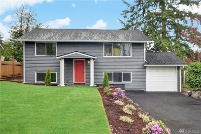 Bothell Single Family Home For Sale: 22719 1st Place W