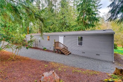 Redmond Single Family Home For Sale: 4824 272nd Ave NE