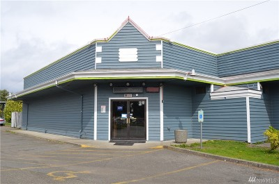 Bremerton Commercial For Sale: 2122 Sheridan Rd