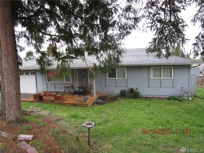 Lake Stevens Single Family Home For Sale: 904 87th Dr NE