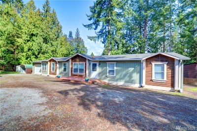 Stanwood Single Family Home For Sale: 8225 317th Place NW