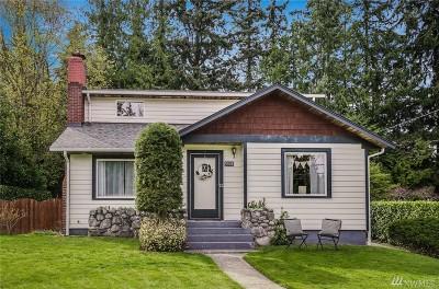 Everett Single Family Home For Sale: 5904 Fleming St