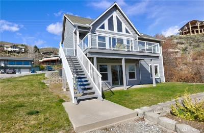 Chelan Single Family Home For Sale: 201 Bogey Blvd
