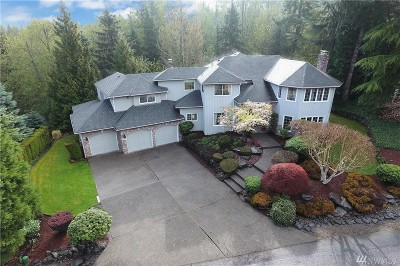 Tacoma Single Family Home For Sale: 5909 Nahane East NE