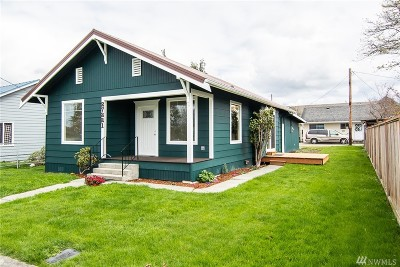 Stanwood Single Family Home For Sale: 27221 101st Ave NW