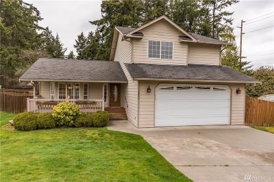 Oak Harbor Single Family Home Pending Inspection: 1460 SW 16th Ave