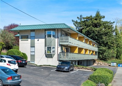 Renton Multi Family Home For Sale: 401 Taylor Place NW #1-16
