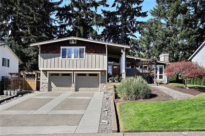Federal Way Single Family Home For Sale: 3770 SW 319th St