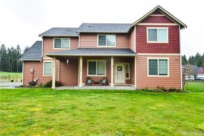 Yelm Single Family Home Pending Inspection: 16347 139th Lane SE