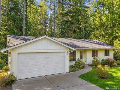 Shelton Single Family Home Sold: 711 E Timberlake East Dr
