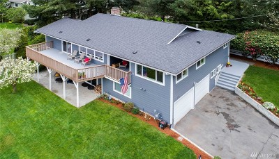 Shoreline Single Family Home For Sale: 836 NW 190th St