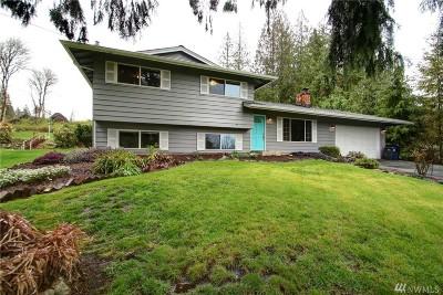 Mount Vernon Single Family Home Pending Inspection: 2916 E Blackburn Rd