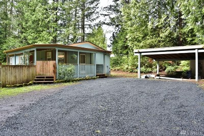Bainbridge Island Single Family Home Pending: 8040 Bucklin Hill, Suite A Rd NE