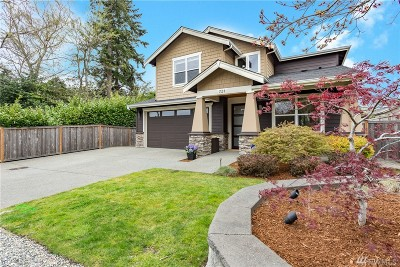 Edmonds Single Family Home For Sale: 721 Spruce St