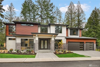 Sammamish Single Family Home For Sale: 22250 NE 3rd Ct #Lot 2