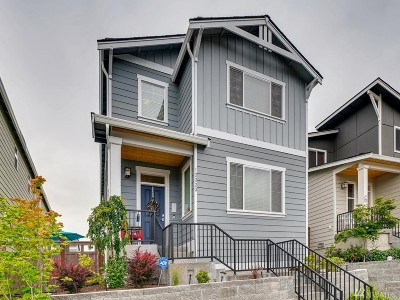 Single Family Home For Sale: 12222 SE 293rd St
