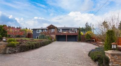 Gig Harbor Single Family Home For Sale: 7814 Stinson Ave