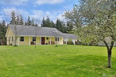 Coupeville Single Family Home For Sale: 585 Island Ridge Wy