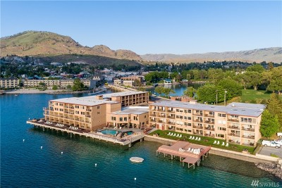Chelan Condo/Townhouse For Sale: 322 W Woodin Ave #523