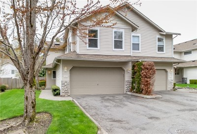 Bothell Condo/Townhouse For Sale: 2201 192nd St SE #K1