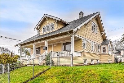 Everett Single Family Home For Sale: 2301 Virginia Ave