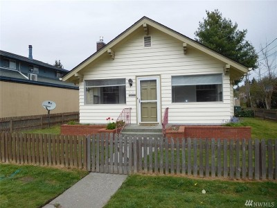 Sedro Woolley Single Family Home Pending Inspection: 506 State St