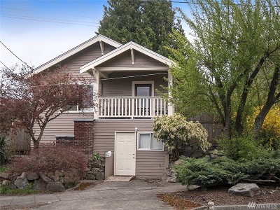 Single Family Home For Sale: 5906 Kirkwood Place N