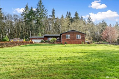 Chehalis Single Family Home For Sale: 112 Mackelwich Dr