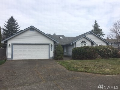 Lacey Single Family Home For Sale: 5214 43rd Ct SE
