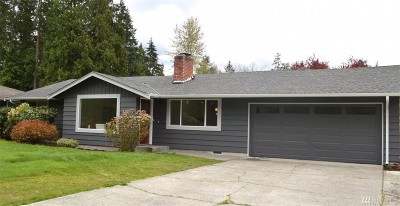 Everett Single Family Home For Sale: 804 Bruskrud Rd