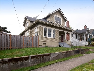 Seattle Multi Family Home For Sale: 6743 17th Ave NW #A-B