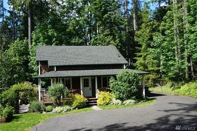 Single Family Home Pending: 5401 E Agate Rd