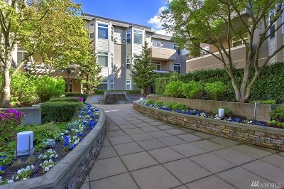 Kirkland Condo/Townhouse For Sale: 122 State St S #E205