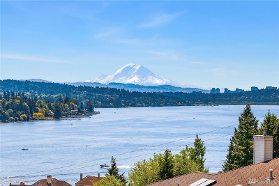 Kirkland Single Family Home For Sale: 11026 85th Ave NE