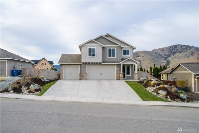 Chelan Single Family Home For Sale: 1008 Sunset Lane