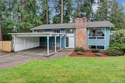 Federal Way Single Family Home For Sale: 30109 27th Ave S