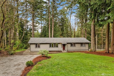 Redmond Single Family Home For Sale: 3342 279th Ave NE