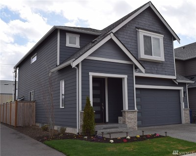 Bothell Single Family Home For Sale: 4014 147th Place SE