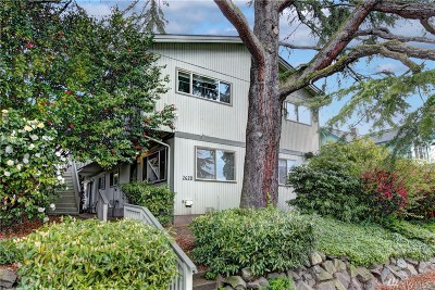Seattle Multi Family Home For Sale: 2620 NW 63rd St