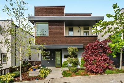 Seattle Single Family Home For Sale: 4413 33rd Ave S