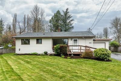 Bellingham Single Family Home Pending: 3030 Alderwood Ave
