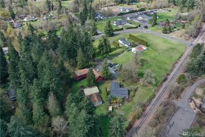 Pierce County Single Family Home For Sale: 13501 Waller Rd E