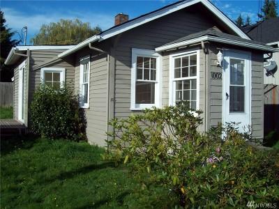 Port Orchard Single Family Home Pending: 1002 Park Ave E