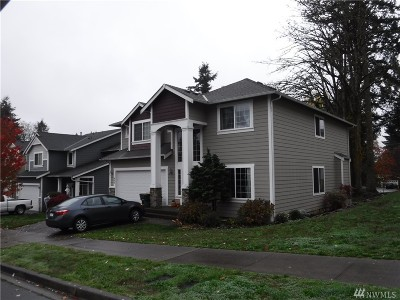 Tumwater Single Family Home Pending Inspection: 805 6th Ave SW