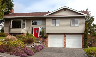 Bellingham WA Single Family Home For Sale: $515,000