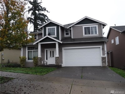 Tumwater Single Family Home Pending Inspection: 619 H St SW