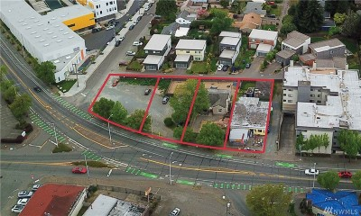 Seattle Residential Lots & Land For Sale: 11715 15th Ave NE