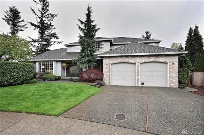 Covington Single Family Home For Sale: 26022 158th Place SE