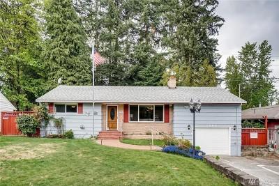 Everett Single Family Home For Sale: 7502 17th Ave SE